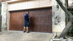 Garage door opener repair and services